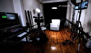 Goliath2' boutique In-house video studio